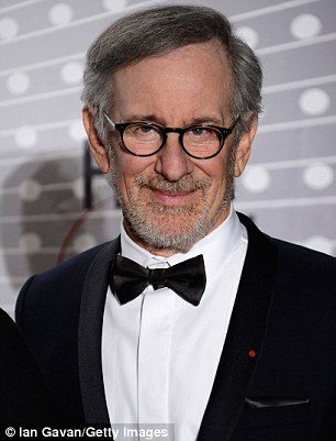 Spielberg's help came to an abrupt end after Hillary took her frustrations out on a camera and knocked it off its tripod