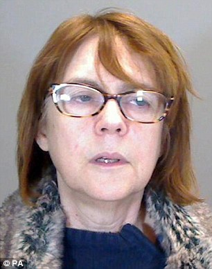 Co-defendant Carol Stadler, 59, from Norwich, was found guilty of assault causing actual bodily harm and jailed for six months