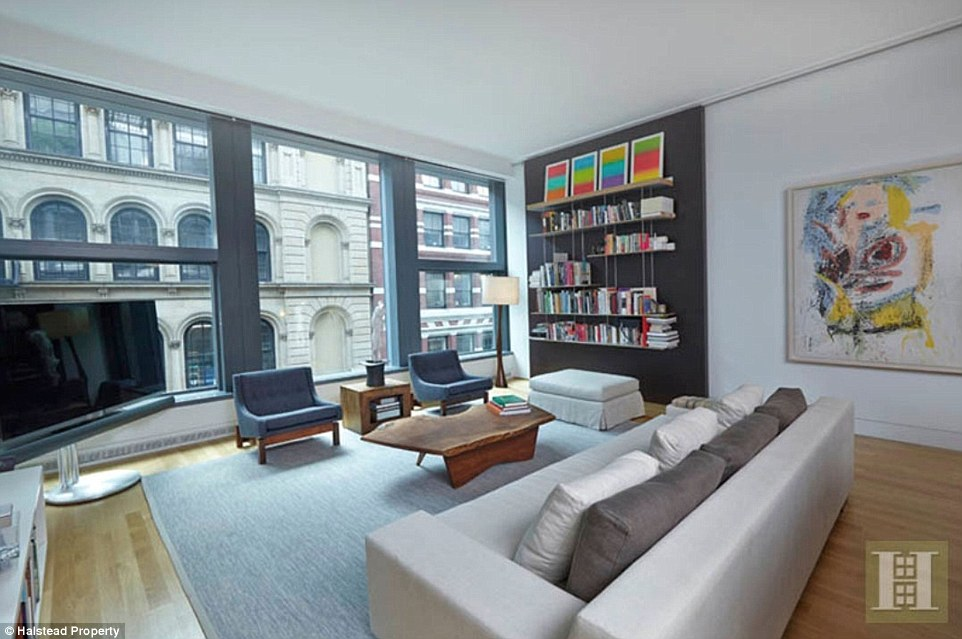 Daniel Radcliffe puts his New York apartment up for rent