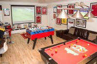 UK's best games rooms compete to become man cave of the ...
