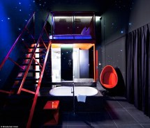 Kameha Grand Zurich Launch Space-themed Hotels '