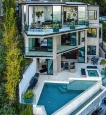 Minecraft House Hollywood Hills