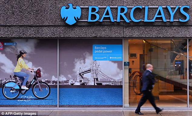 Barclays Bank Boston