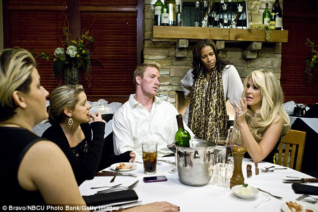 Cast of characters: Sheree Whitfield returns to Real Housewives for its eighth season, but only as a part-time cast member