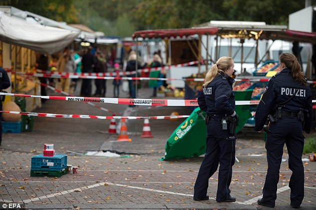 Cologne Police Chief Wolfgang Albers said Ms Reker has been involved in the supporting and helping to house refugees in the city