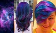 galaxy hair trend sees locks dyed