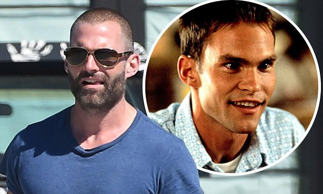 Seann William Scott Looks Very Different From His American