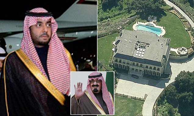 Saudi prince charged with sex assault of his maid is the