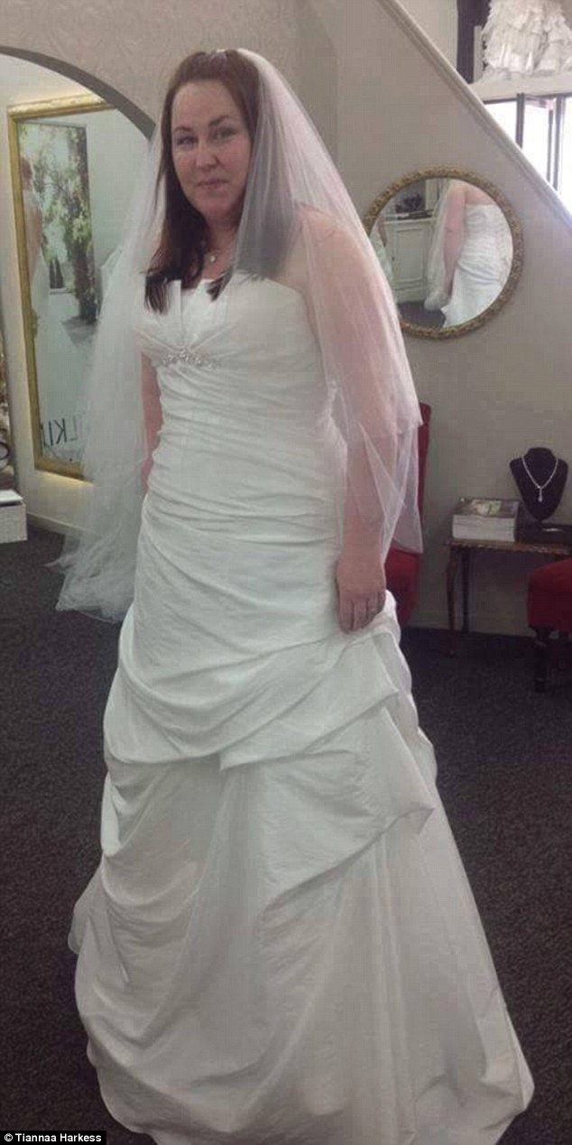 Christchurch womans wedding dress drycleaned and returned with BLOOD STAINS  Daily Mail Online