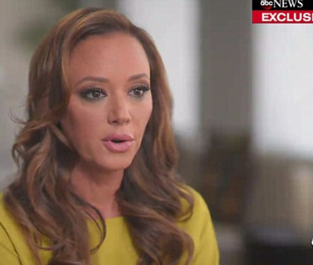 Bombshell Interview Leah Remini Says That She Was Once Reprimanded By Scientology Officials For Making