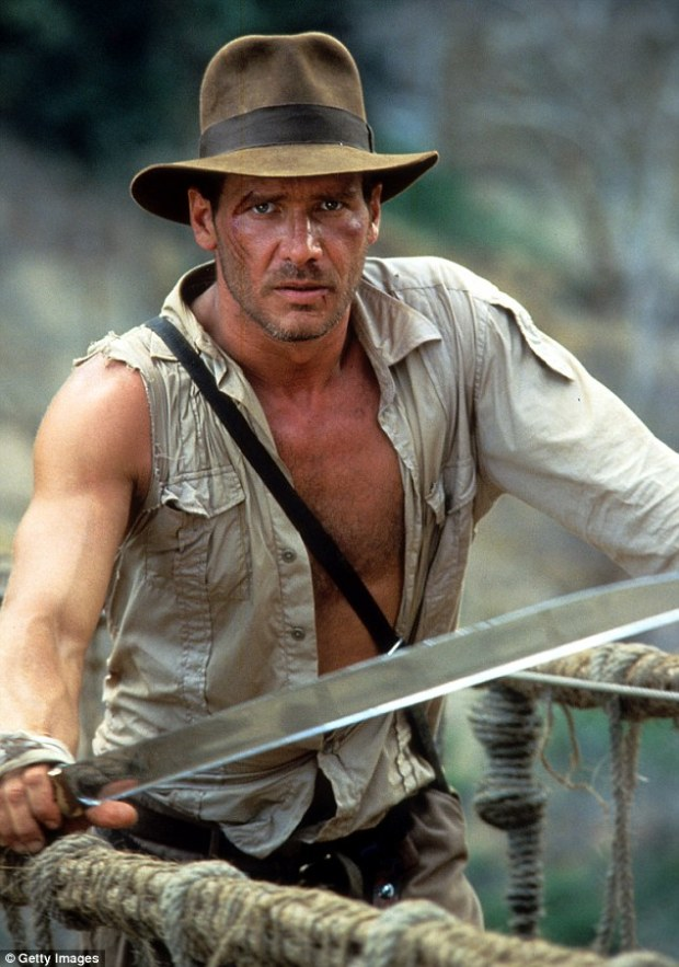 Hold on to your hat! Harrison Ford will not be replaced as Indiana Jones even if there's a fifth installment of the franchise because a reboot would introduce a new character, producer Frank Marshall has said