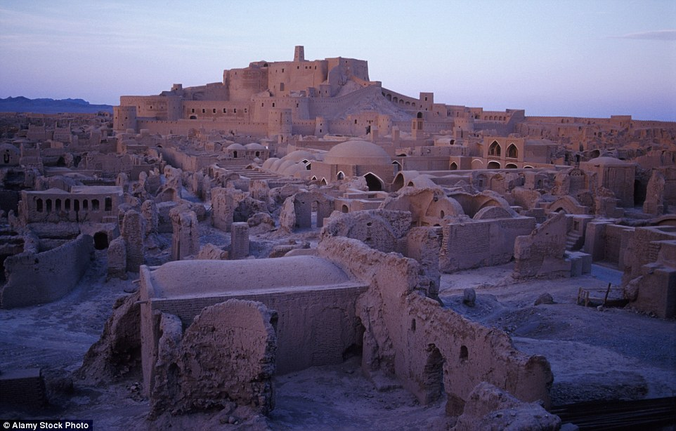 Threatened by a major earthquake in 2003, Iran's ancient citadel of Bam has been in a worrying state over the years. Thankfully it has now been taken off Unesco's 'World Heritage in Danger' list but  it is feared thecitadel will never be restored to its former glory