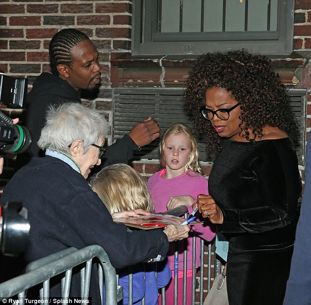Abusive, poverty-stricken upbringing: In the past, Oprah has reportedly said she never 'felt compelled' to have children 'because I wasn't mothered well' by Vernita Lee - who was too busy working as a housemaid