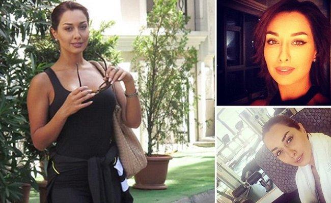 Iranian Actress Sadaf Taherian Publishes Photos Of Herself