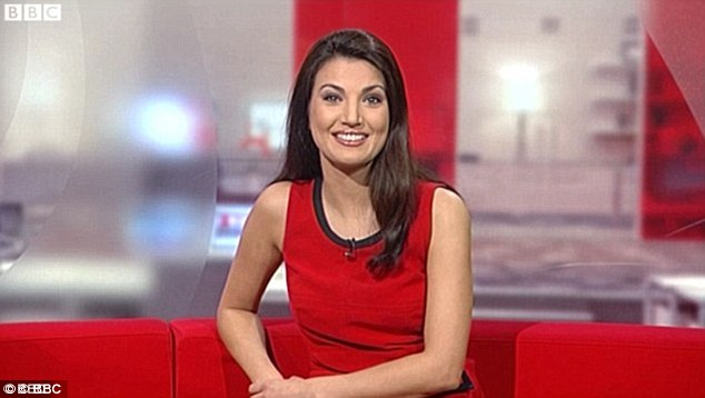 The 42-year-old lived in Britain for part of her previous marriage, when she was a weathergirl and presenter on BBC regional news programme South Today