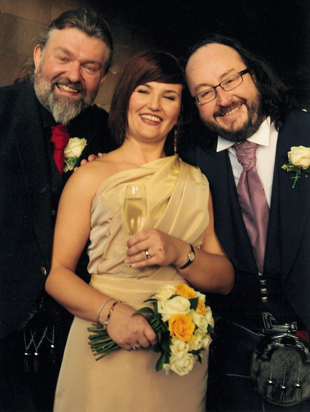 The star, 54, who had previously said he was planning to marry the chef this year, has. The terrifying brain scares The Hairy Bikers have both ...