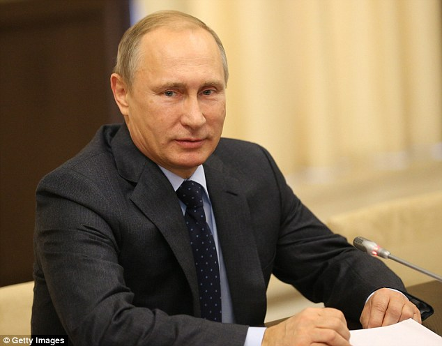 Vladimir Putin's Syrian soap opera has filled Russian television screens for weeks.The sight of sophisticated missiles smashing into terrorist hide-outs has sent the Russian leader's popularity soaring to previously unseen heights