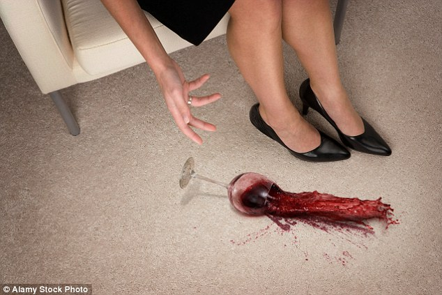 Image Result For How To Get Rid Of A Stain On Carpet