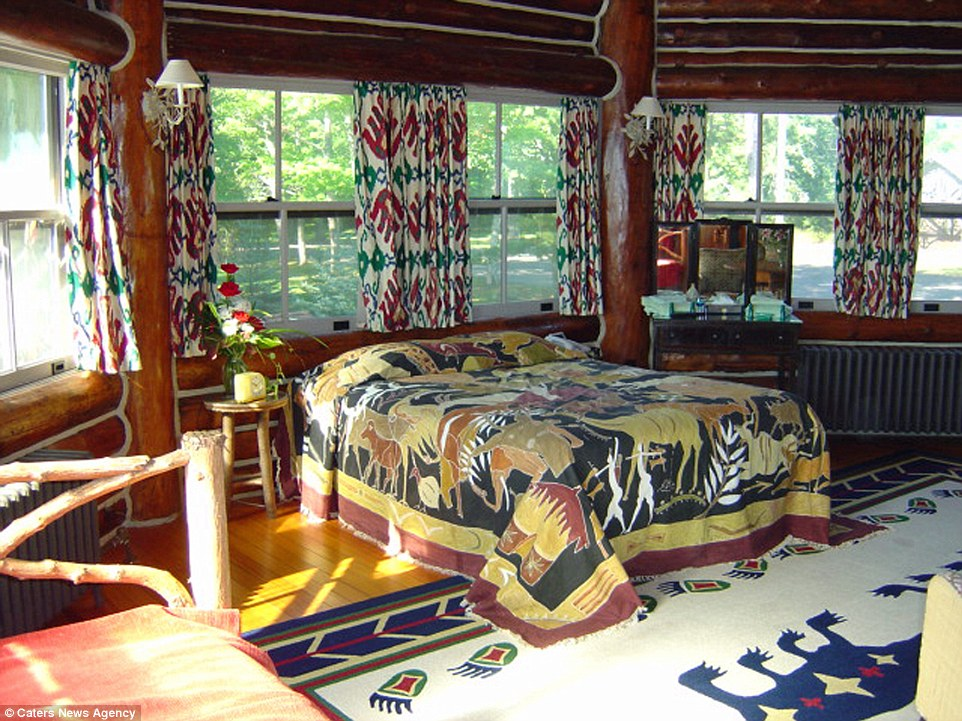 Worlds most expensive log cabin Granot Loma up for sale for 40m on Michigans Lake Superior