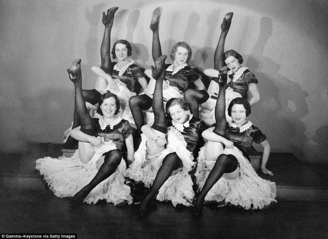 Life is a Cabaret: The Moulin Rouge swiftly gained a reputation for its young Parisian girls who performed can-can routines that were as flexible as the rich clients' morals