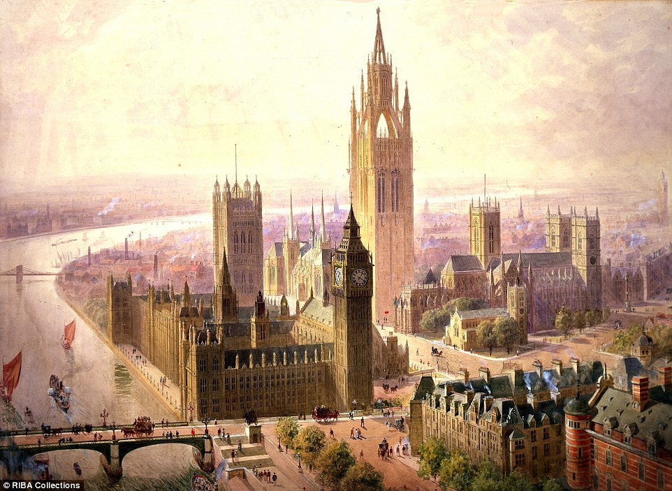 The London That Could Have Been Rejected Designs For Tower Bridge