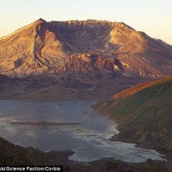 Pictures Of A Volcano Diagram Fender Mustang Pickup Wiring Mount St Helens Could Erupt As Magma Chamber Found Below The | Daily Mail Online