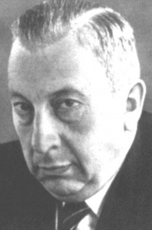 Image result for Josef Muller German resistance