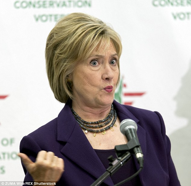 CAN YOU BELIEVE IT? Clinton as so far abandoned a pledge to make her White House campaign carbon-neutral but received a plum endorsement in New Hampshire from the League of Conservation Voters just one day before climbing into the Learjet