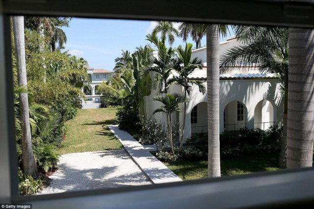 The estate includes a main house, gatehouse and cabana