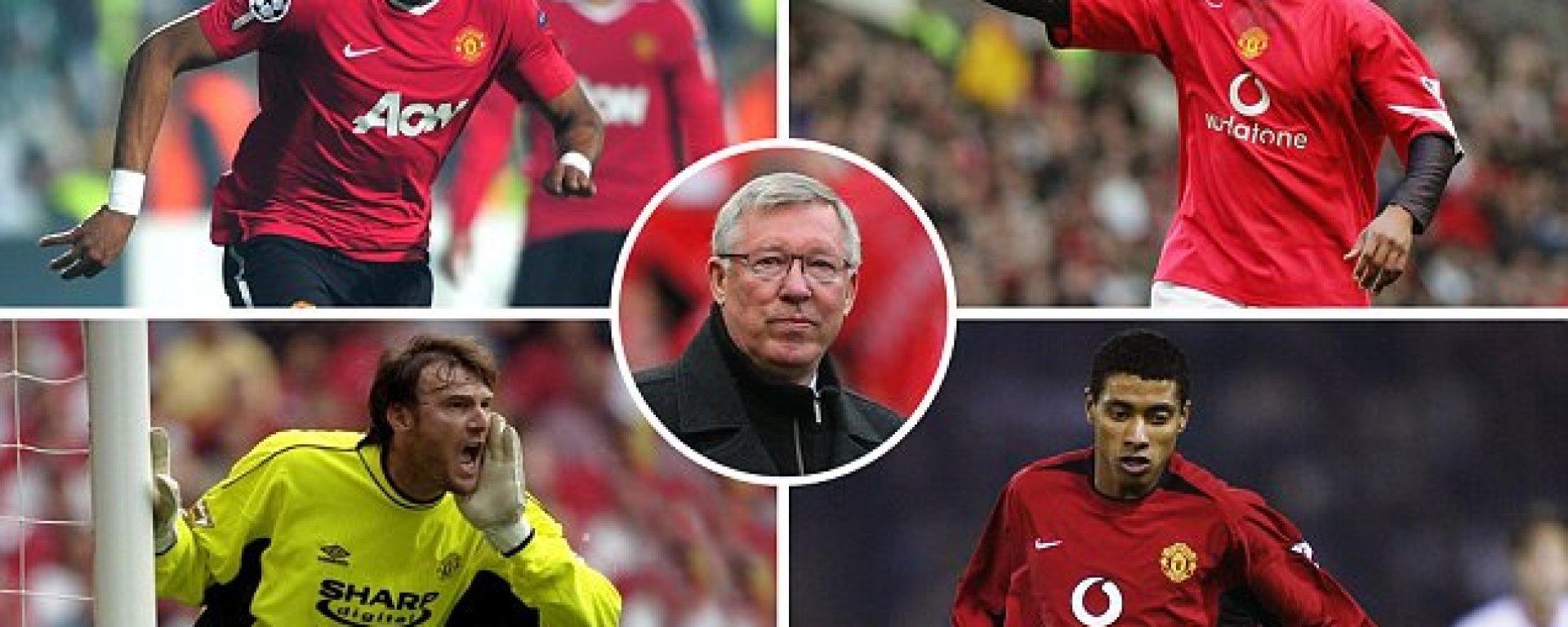 10 Pemain Yang Gagal Bersinar Di Bawah Sir Alex Ferguson