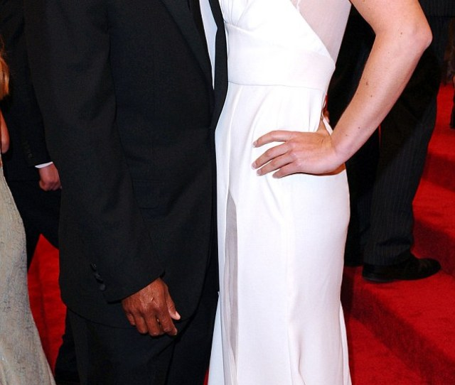 Big Debut Lindsey And Tiger Attended The Meta Gala Together In May 2013 They