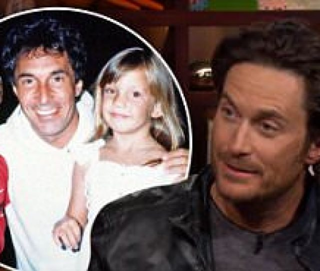 Oliver Hudson Ends His  Year Estrangement From Father Bill