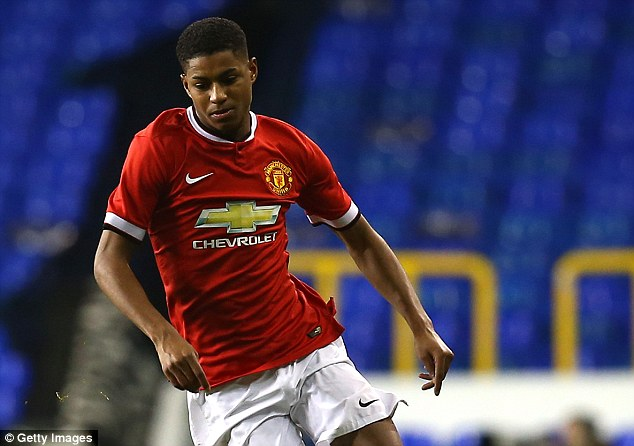 Marcus Rashford has been included in Manchester United's squad for the clash with Watford on Saturday