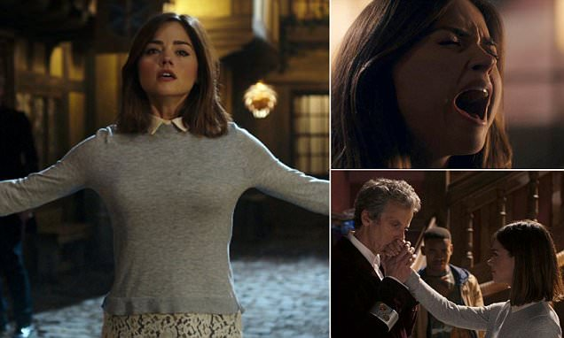 Was the slow death of Doctor Who assistant Clara too