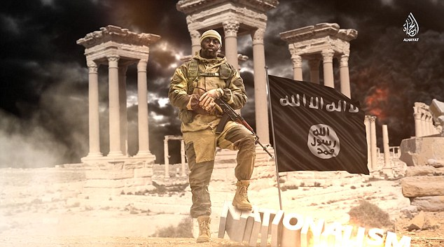 A new Isis video taunts America, urging the nation to 'bring it on' before adding 'your numbers only increase us in faith'