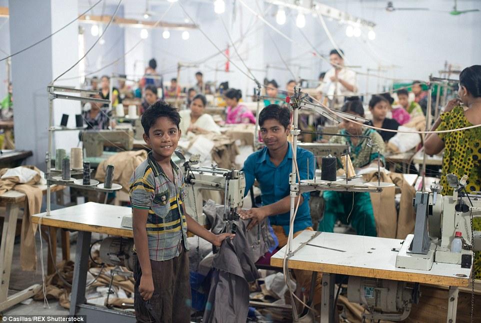 Las condiciones de trabajo y las instalaciones son de calidad muy inferior a la mayoría de las fábricas orientadas a la exportación formales ya que no están sometidos a controles de seguridad similares