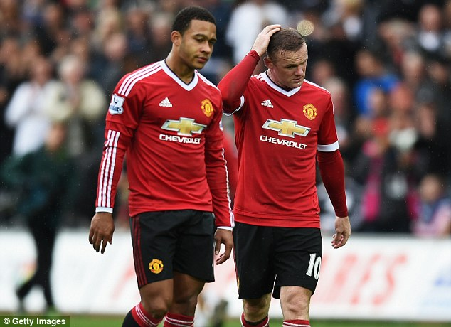 Image result for The curse of Cristiano: Memphis Depay's Man Utd misery nearing an end