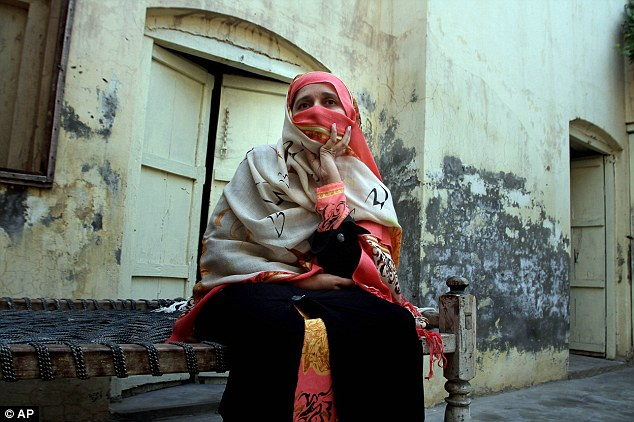 Hifza Batool, 35, said that the wealthier part of Malik's family is estranged from poorer relatives in Pakistan, and that the longtime Saudi resident became more conservative in her dress three years ago