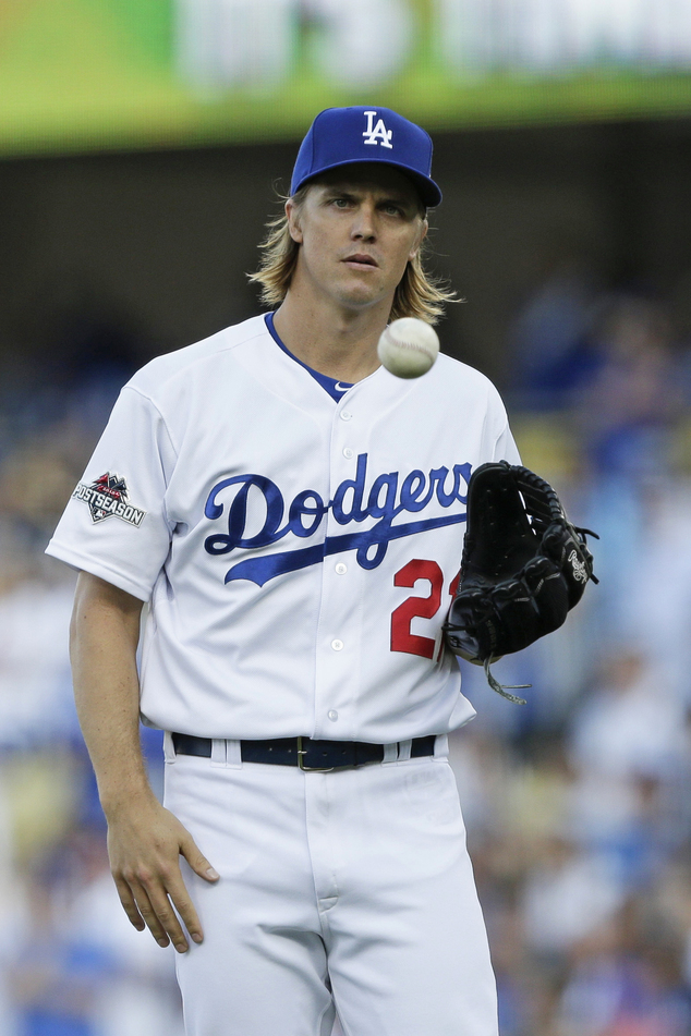 Greinke Diamondbacks Get 206 5 M 6 Year Deal Daily Mail Online