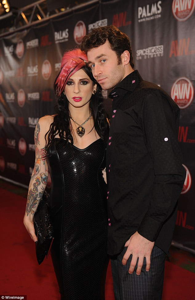 Deen's ex Joanna Angel said he held her head in water until she thought she might drown when they dated