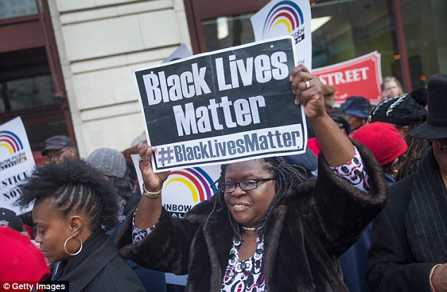 Black Lives Matter activists: Protests have swept the country, drawing attention to lingering racial injustices