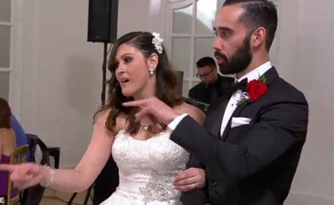 Married At First Sight Stars Get Off To A Rocky Start