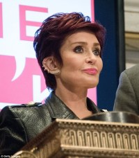 Sharon Osbourne joins The Talk co-hosts to ring closing ...