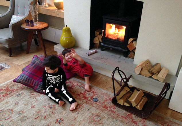 Why I got the hots for my deliciously toasty extra cosy woodburner  Daily Mail Online