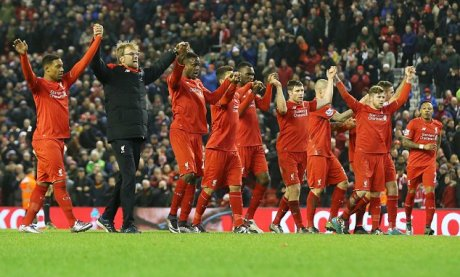 ANFIELD CROWD MORE IMPORTANT THAN AWAY GOAL - KLOPP