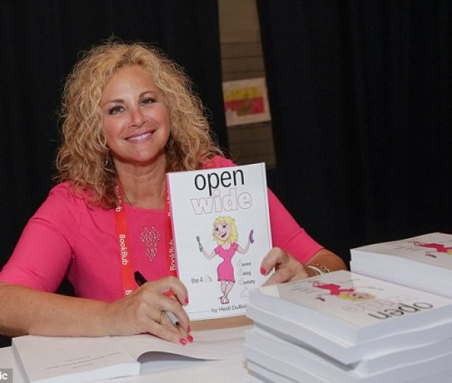 A Whole New Woman Heidi Has Since Written About Her Experiences In A Book Called
