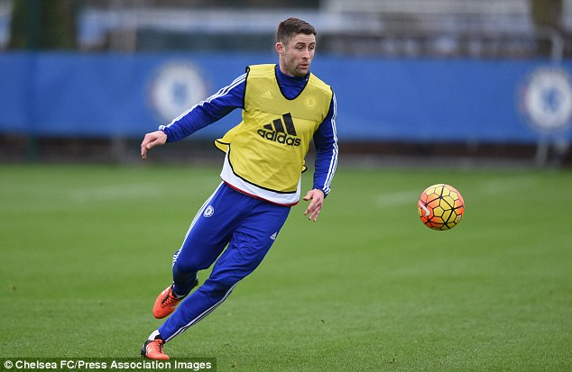 Gary Cahill has been dropped in favour of Kurt Zouma recently, but he will stay having signed a new contract