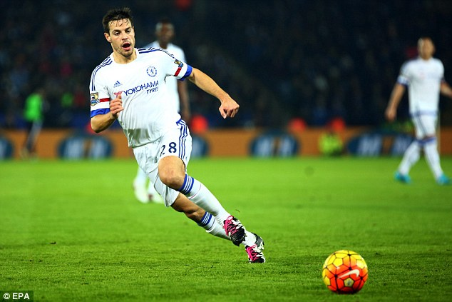 Cesar Azpilicueta is not having the best of seasons but his versatility and durability remain important