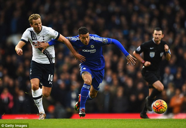 Kenedy is another youngster who has improved Chelsea when given a chance in their terrible title defence