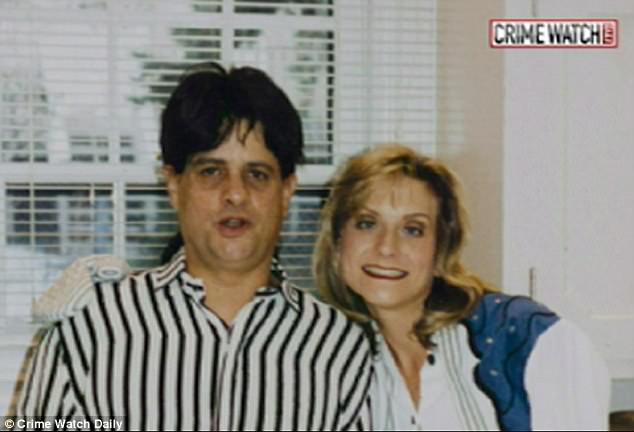 Heather says John (left) spit in her face, slapped her, tossed garbage on her bed, threw bags of dog feces at her, smeared food on her face while she was in a her wheelchair